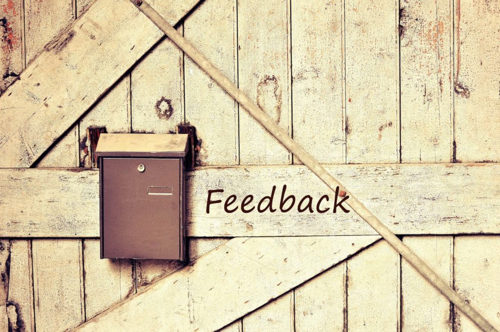 Feedback for Your Small Business